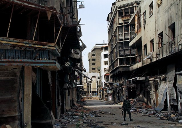 俄副外长与叙反对派代表讨论叙利亚局势
