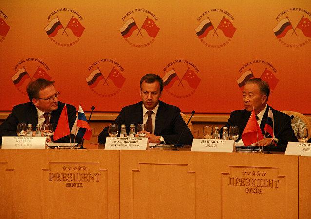 俄中国友好、和平与发展委员会