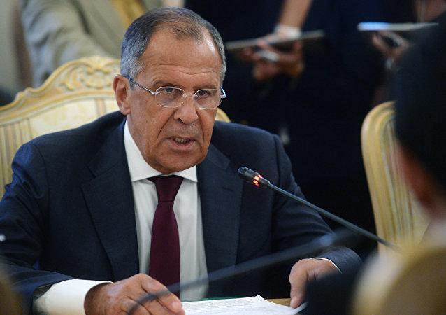 俄外长:反恐需要波斯湾各国和外界团结一致