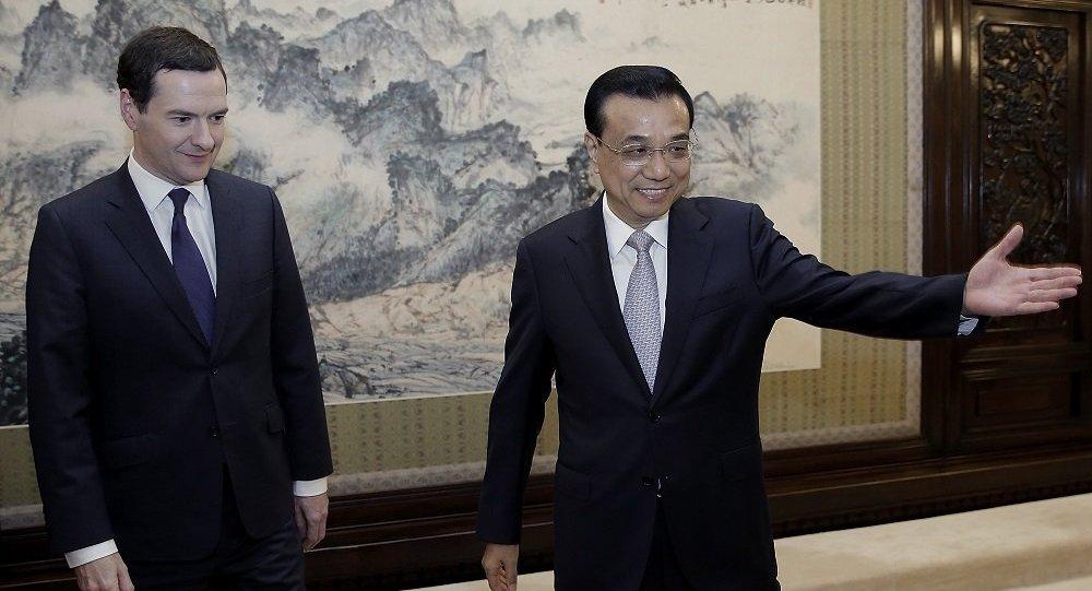 中国专家:英国推进人民币国际化是为巩固其国际金融中心地位