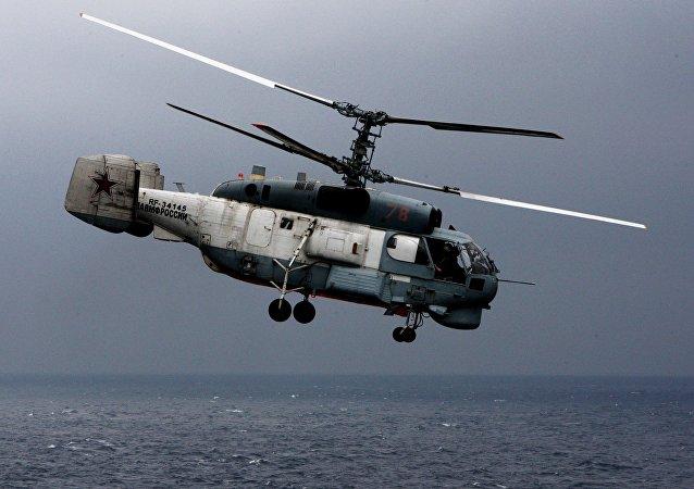 卡-27PS艦載直升機