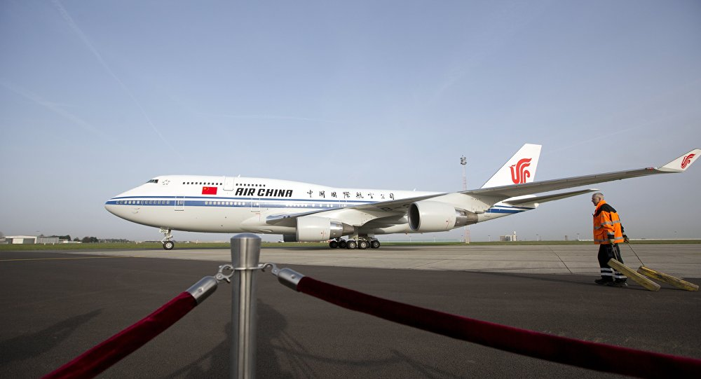习近平5日离京对越新两国进行国事访问