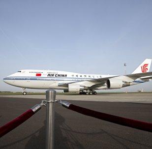 北京的航班目前处於