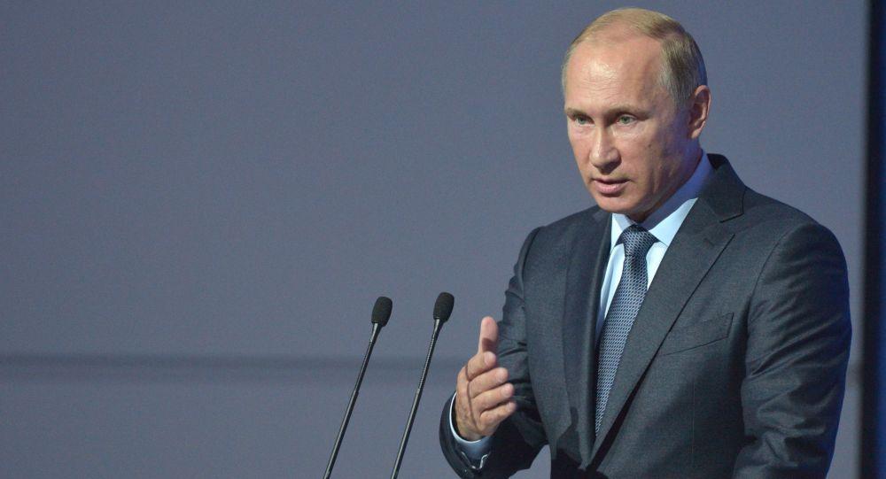 普京委托俄体育部与世界反兴奋剂机构合作