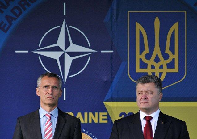 北约呼吁乌克兰冲突各方全面停战