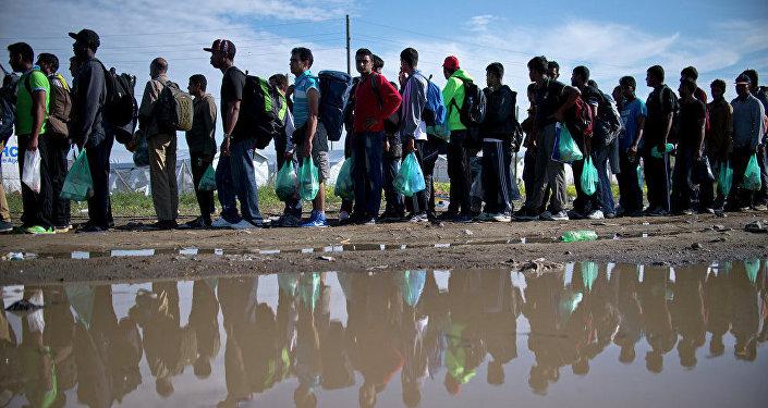 比利時向歐盟承諾接收4000名難民但實際僅接受900名