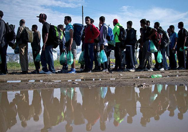 比利时向欧盟承诺接收4000名难民但实际仅接受900名