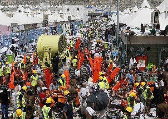 伊朗:沙特麦加附近踩踏事件导致2000人死亡