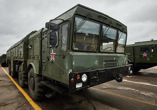 """""""伊斯坎德尔-M""""导弹在北极圈内测试成功"""