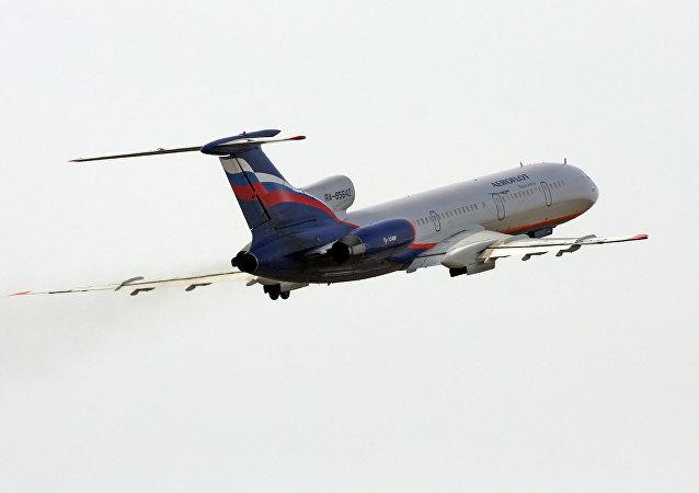 乌政府禁止俄军用品运输机过境飞行