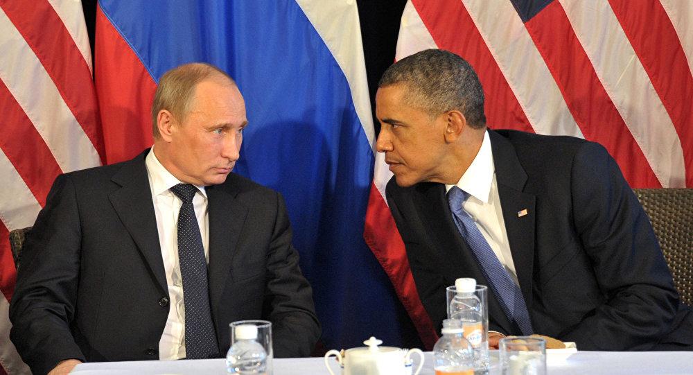 乌沙科夫:普京将与奥巴马讨论中东,叙利亚以及乌克兰