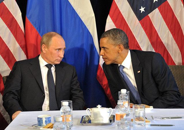 俄总统助理:普京将与奥巴马讨论中东、叙利亚以及乌克兰问题
