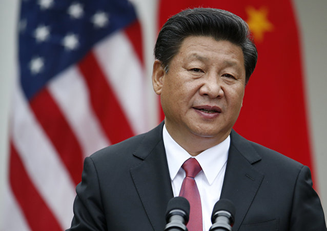 习近平:中美同意对国际货币基金进行改革
