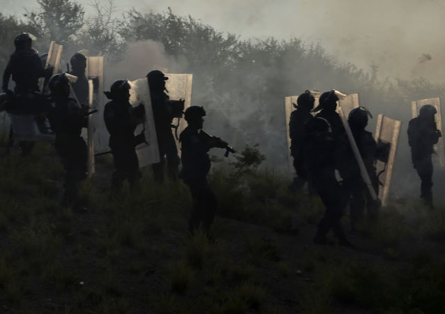 墨西哥抗议人群杀死市长