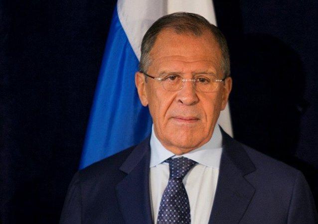 """俄外长祝贺""""今日俄罗斯""""国际通讯社成立75周年"""