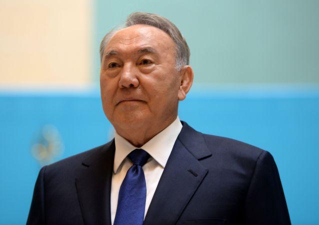 哈萨克斯坦总统提议合并欧安组织与亚洲相互协作与信任措施会议