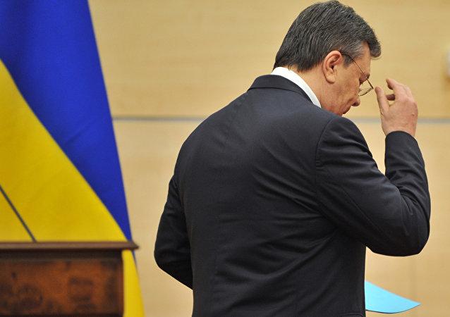 普京:我清楚知道美国与推翻亚努科维奇有关