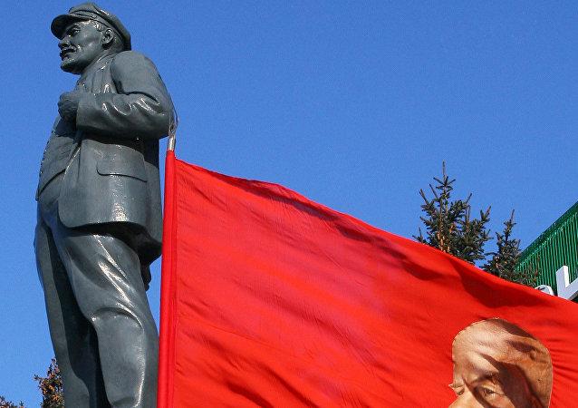 列宁广场  ( 哈巴罗夫斯克 )