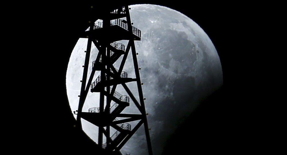 NASA正与外国伙伴商讨建立近月空间站
