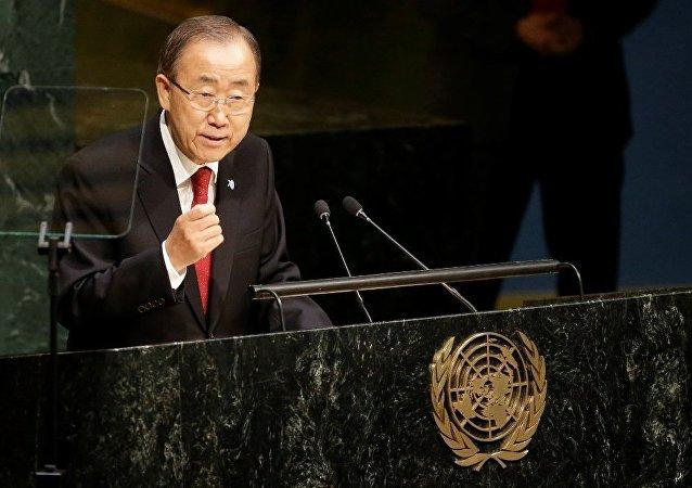 联合国秘书长对拖欠会费国家进行点名