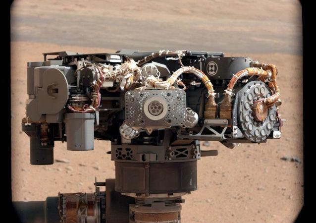 美国火星探测漫游者