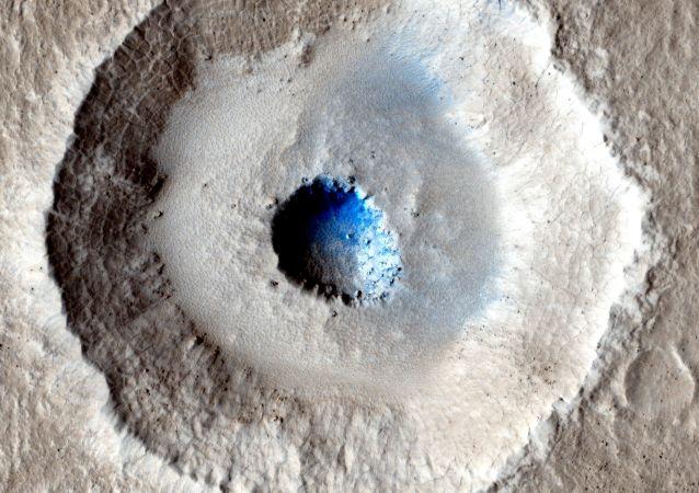科学家揭密古代火星水的味道