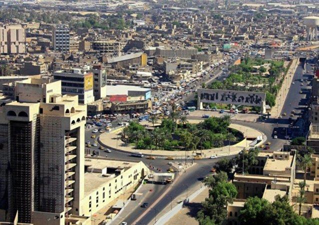 巴格达,伊拉克
