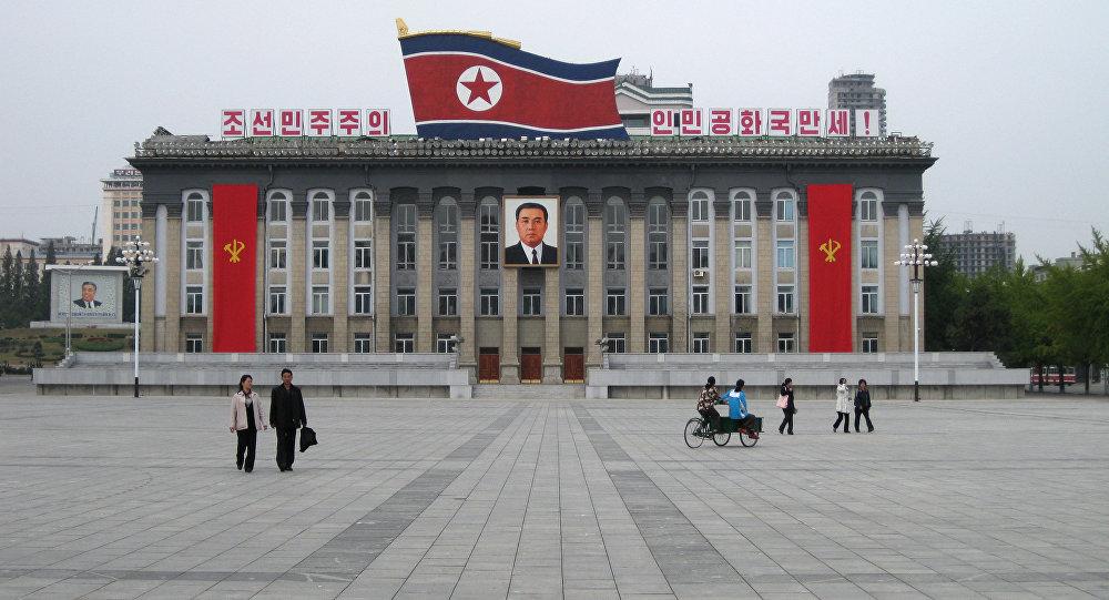 朝鲜驻俄大使:朝鲜做好准备发射洲际弹道导弹