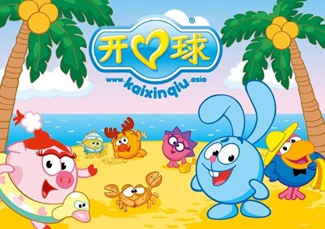 Riki 集团总经理:俄动画片在中国市场大受欢迎