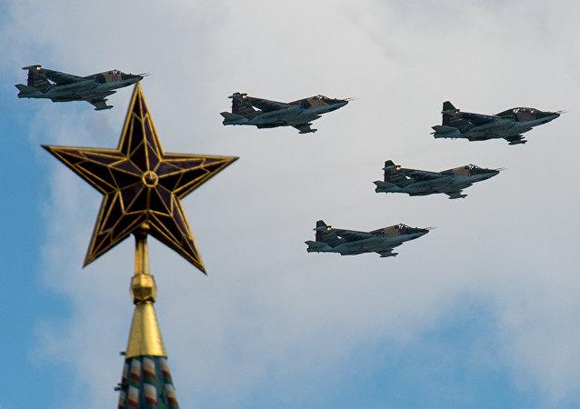 媒体:加强后苏-25SM3强击机近期将开始检测