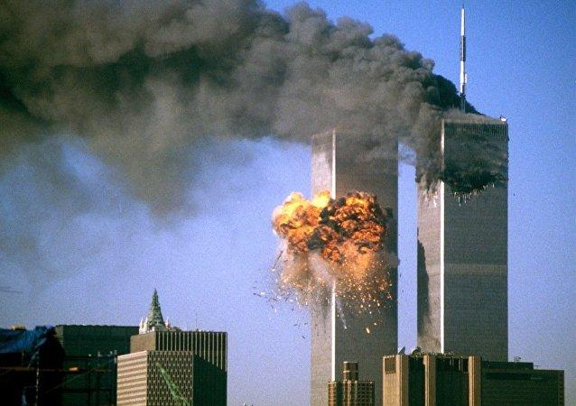 美国在2001年9月11日恐怖袭击事件过去15年后变得不如以前受到保护