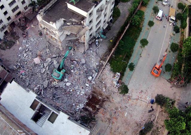 媒体:广西爆炸案告破 嫌犯死亡