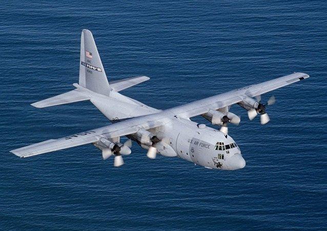 葡萄牙境内一架C-130军用运输机坠毁 3人死亡