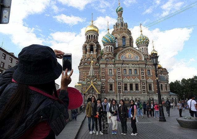 Visit Russia旅游办事处将于10月12日在北京开业