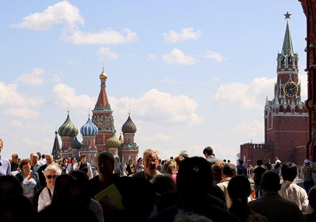 莫斯科导游入选全球十佳导游