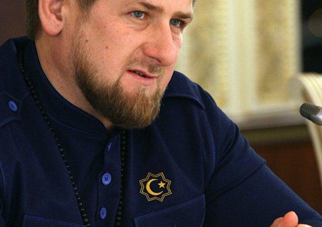 车臣领导人:俄制止的恐怖袭击组织者身在境外