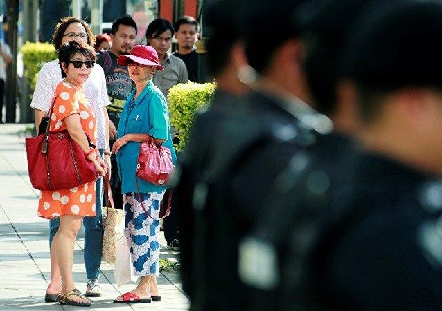 """中国""""黄金周""""令泰国当局头疼"""