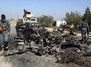 北約:美國可能與阿富汗醫院遭炮擊事件有關