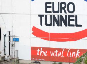 難民事件後英吉利海峽隧道恢覆通行