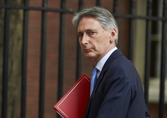 哈蒙德:英国近期正就其在欧盟成员国身份问题积极谈判
