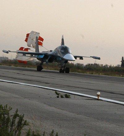 """俄羅斯航空群已擊毀""""伊斯蘭國""""的9座設施"""