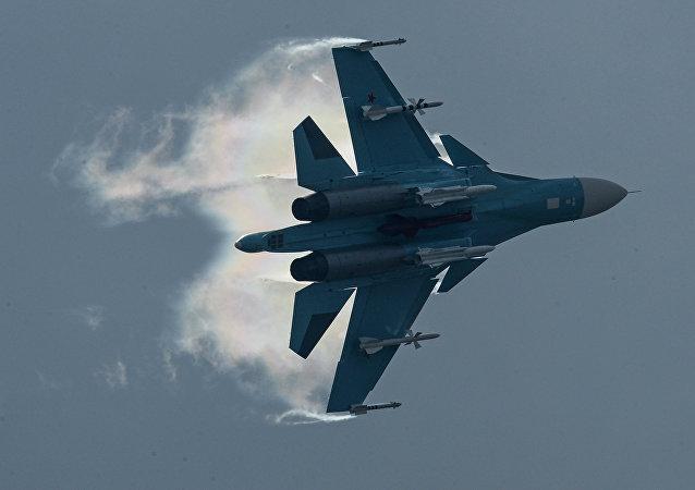 俄空天部队称在叙利亚境内使用的是X29L高精制导导弹