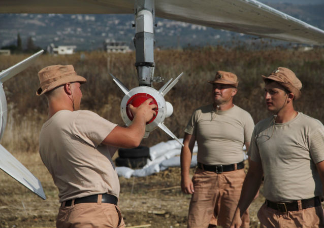 俄罗斯宇航空军在叙利亚
