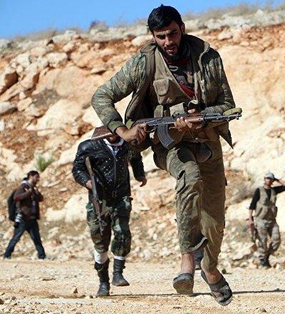 消息人士:超3000名武裝分子擔心遭到敘政府軍進攻而逃往約旦
