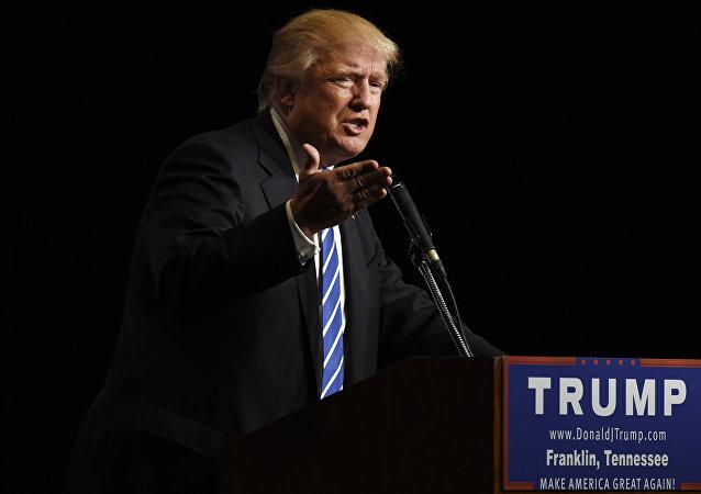 特朗普:朝鲜核问题必须由中国来解决