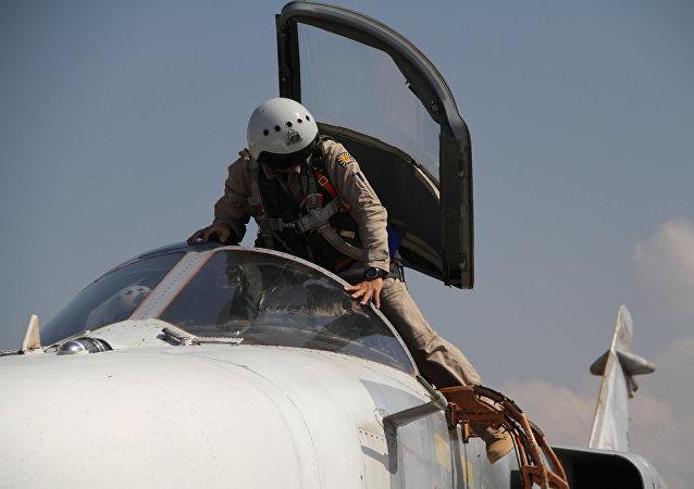 叙利亚行动后正对俄战斗航空兵飞行员装具进行升级