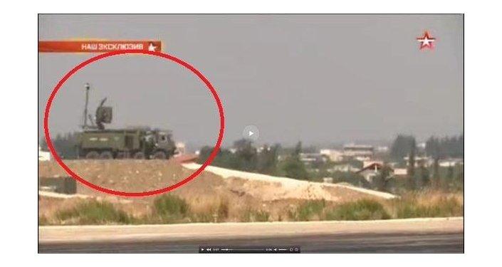 俄军Krasukha-2大功率干扰系统