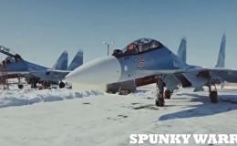 俄羅斯蘇霍伊SU-30SM戰鬥機
