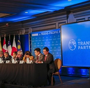 奧巴馬證實達成跨太平洋夥伴關係協議