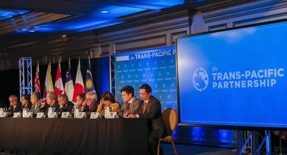 美国前财政部部长:美国退出跨太平洋战略经济伙伴关系协议是严重错误
